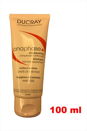 Ducray Anaphase Plus Şampuan 100 ml Seyahat Boyu
