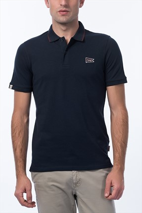 Jack & Jones Polo Yaka T-Shirt - Brand Originals Polo SS