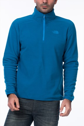 THE NORTH FACE Erkek M 100 Glacier 1/4 Zip
