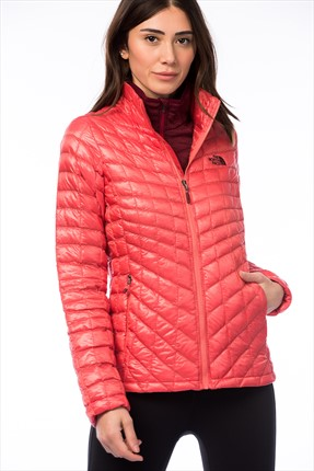 The North Face Kadın W Thermoball Full Zip Mont