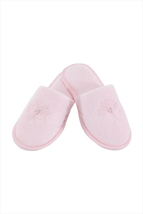 Soft Cotton Melody Terlik Pembe