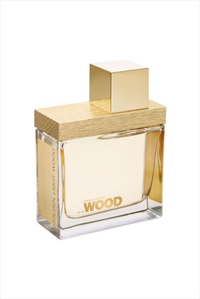 Dsquared Golden Light Wood Edp 50 mL Kadın Parfümü