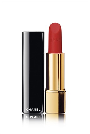 Chanel Ruj - Rouge Allure Velvet Matte Lip Colour 56 Rouge Charnel