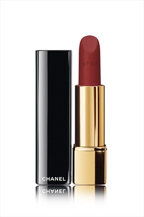 Chanel Ruj - Rouge Allure Velvet Matte Lip Colour 58 Rouse Vie