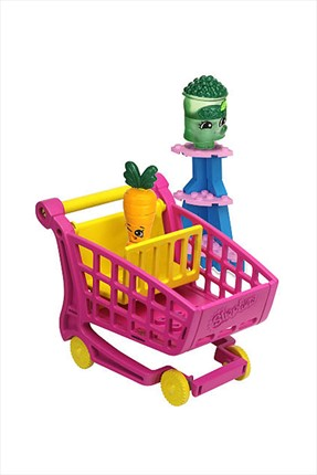 Nani Toys Shopkins Kinstructions Shopping Cart Lego Seti