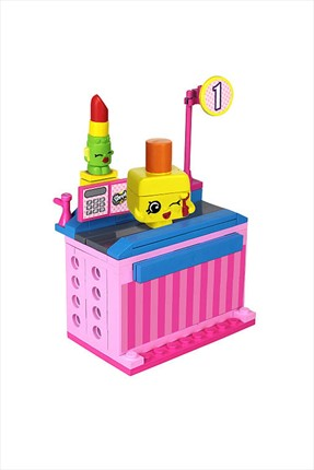 Nani Toys Shopkins Kinstructions Checkout Lane Lego Seti
