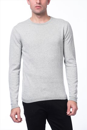 Kazak - Chris Core Knit Crew Neck -