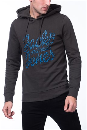 Jack & Jones Sweatshirt - Filling Originals Sweat Hood -