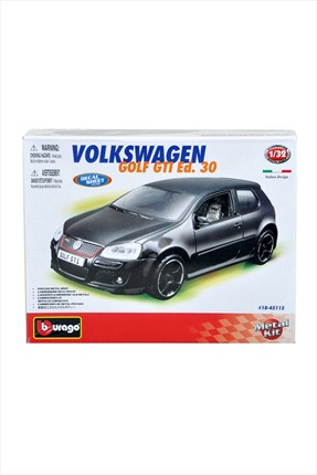 Burago Vw.Golf Gti Ed.30 Syh.Kit