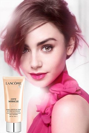 Lancome Hepsi Bir Arada CC Krem - City Miracle CC Cream Spf 50 30 mL 01 Beige Dragee