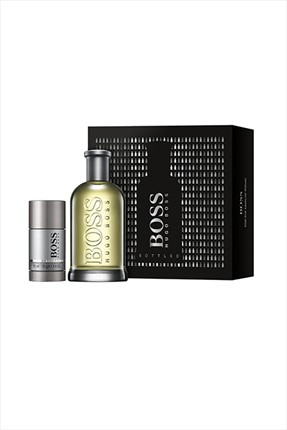 Hugo Boss Bottled Edt 200 mL + Deostick 75 mL Erkek Parfüm Seti