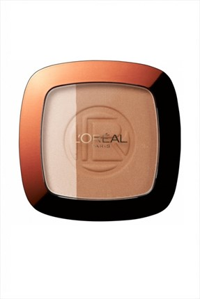 L'Oreal Paris Allık - Glam Bronze Duo Powder No: 101
