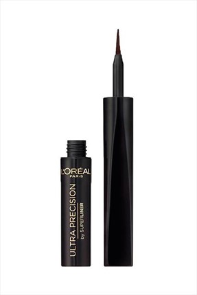 L'oreal Paris Siyah Eyeliner - Ultra Precision Superliner 01