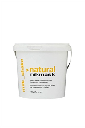 Milkshake Natural Yogurt Tozu Maskesi 500 mL
