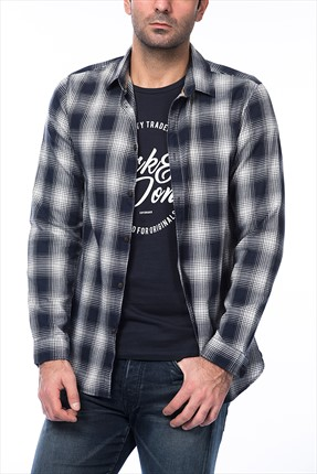 Jack & Jones Gömlek - Sloan Originals Shirt LS-
