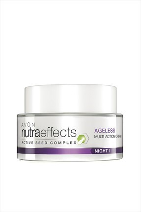 AVON Nutra Effects Ageless Multi Action Gece Kremi 50 ml