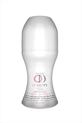AVON On Duty Invisible Protection Antiperspirant Erkek Deodorant Roll-On 50 ml