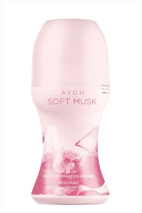 AVON Soft Musk Kadın Antiperspirant Roll-On Deodorant
