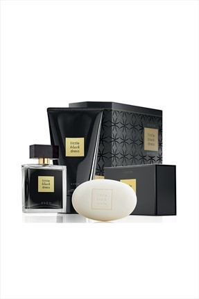 AVON Little Black Dress Edp Kadın Parfüm Seti