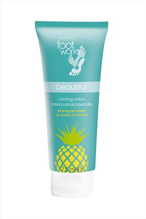 AVON Foot Works Serinletici Ayak Losyonu 75 mL