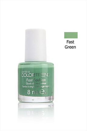 AVON Oje - Color Trend Fast Fashion Fast Green