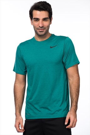 Nike Erkek T-Shirt - Dri-Fit Training Ss
