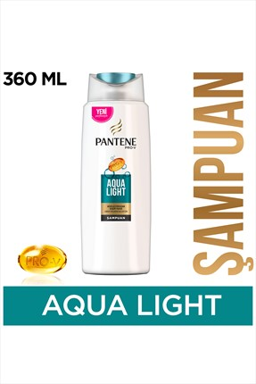 Pantene Aqualight Şampuan 360 mL