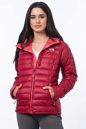 THE NORTH FACE Kadın W Morph Down Hooded Jacket