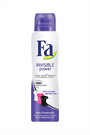 Invisible Power 150 ml Kadın Deodorant Spray 4015000948982 Fa
