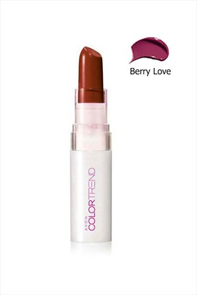 AVON Ruj - Color Trend Kiss 'N' Go Berry Love