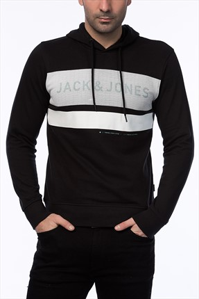 Jack & Jones Sweatshirt - Stay Core Sweat Hood -
