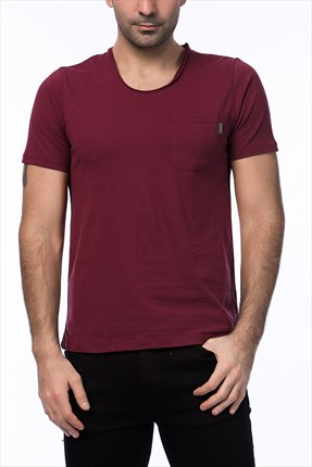 Jack & Jones Bordo T-Shirt - Wolf Originals Tee SS U Neck -