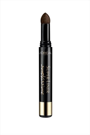 Kahverengi Eyeliner - Superliner Smokissime 102 Brown Smoke L'oreal Paris