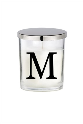 LYN HOME & DECOR Mum 6 Cm Silver