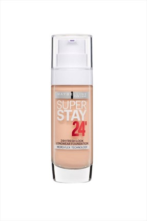 Maybelline Uzun Süre Kalıcı Fondöten - Super Stay 24H Foundation 28 Soft Beige