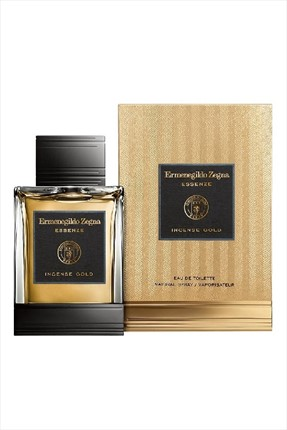 ZEGNA Essenze Incense Gold Edt 125 ml Erkek Parfümü