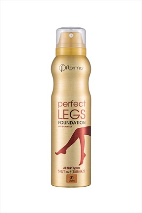 Flormar Bacak Fondöteni - Perfect Legs Foundation Light 150 ml