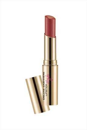 Flormar Ruj - Deluxe Cashmere Lipstick Stylo Starry Rose