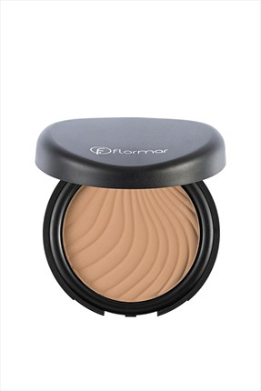 Flormar Pudra - Compact Powder Medium Soft Peach 11 g