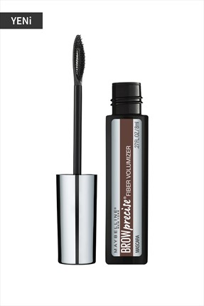 Maybelline New York Kahverengi Kaş Maskarası - Brow Precise Fiber Filler 05 Medium Brown