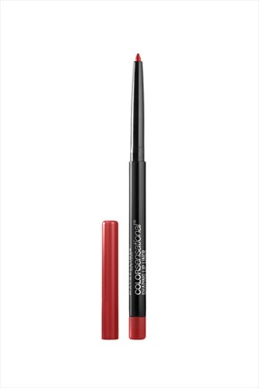 Maybelline Dudak Kalemi - Color Sensational Shaping Lip Liner 90 Brick Red 3600531361464