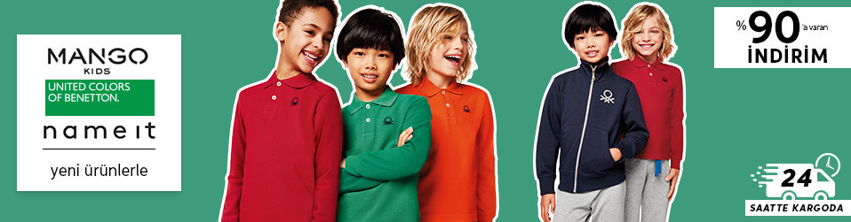 MANGO & United Colors Of Benetton 012 -