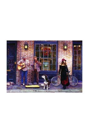 Anatolian New Orleans Ruhu / The Sights And Sounds Of New Orleans 2000 Parça Puzzle /