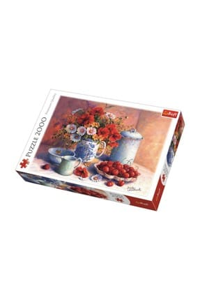 Trefl Puzzle Sweet Afternoon 2000 Parça Puzzle