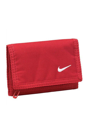 Basic Wallet Red Unisex Aksesuar -Kirmizi - NIA08696NS