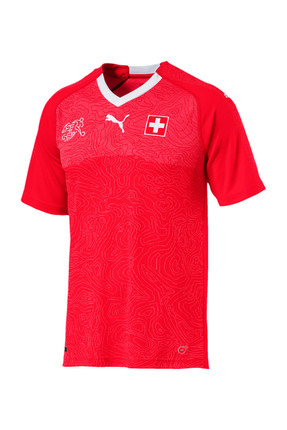 Erkek Forma - Suisse Home Shirt Replica - 75247801