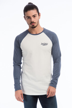 Sweatshirt - York Original Tee LS Crew Neck