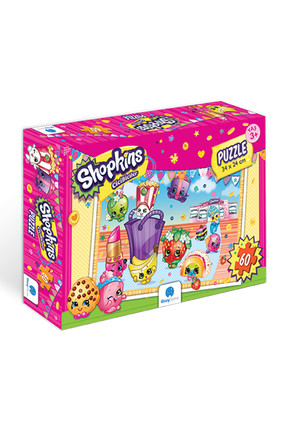 Gizzy Game SHOPKİNS PUZZLE 60
