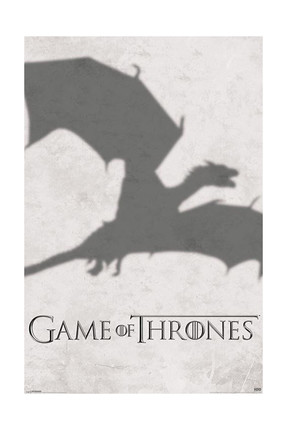 Maxi Poster Game Of Thrones Shadow