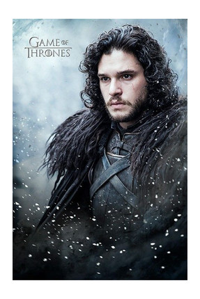 Maxi Poster Game Of Thrones Jon Snow